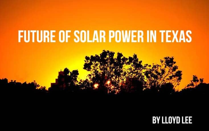 Future of Solar Power