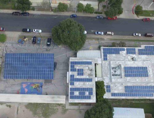 Texas School Cedars International Academy Goes Solar