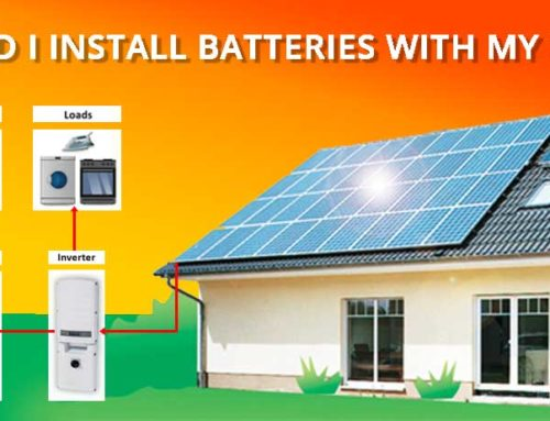 Should I Install Batteries with My Solar?