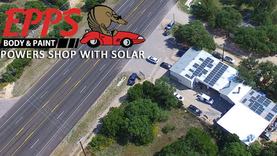 Solar-Powered-Auto-Shop