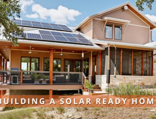 Building a Solar Ready Home