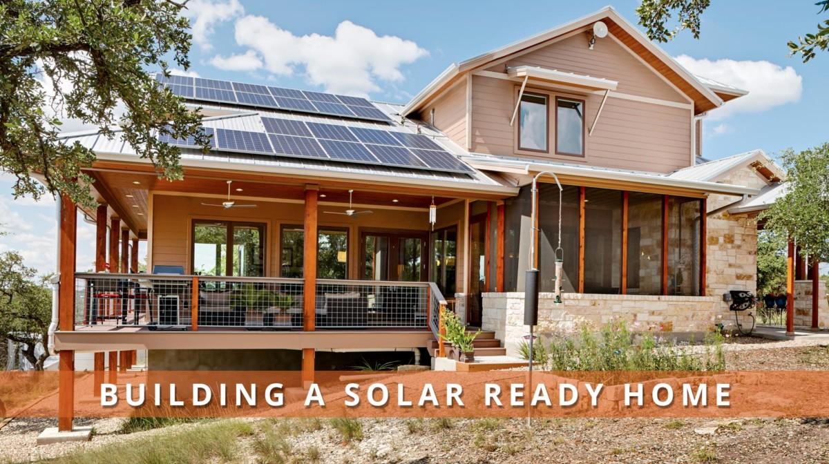 Solar Ready Home