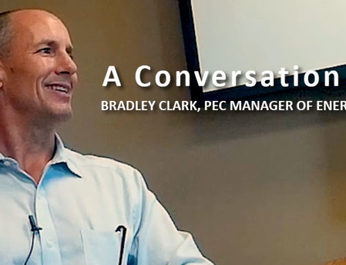 A Conversation with the PEC Energy Services Manager Brad Clark