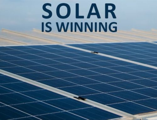 Solar is Winning