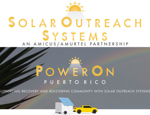 Portable Emergency Solar Power for Puerto Rico