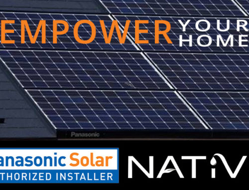 Panasonic Solar Authorized Installer