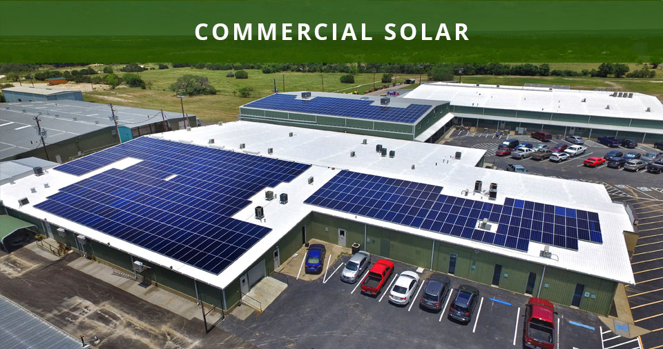 solar services for Businesses