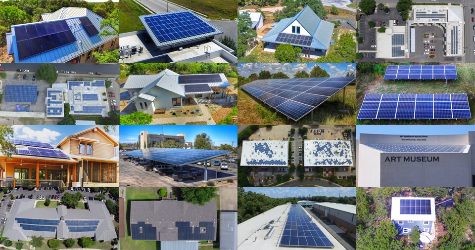 texas solar panel installations