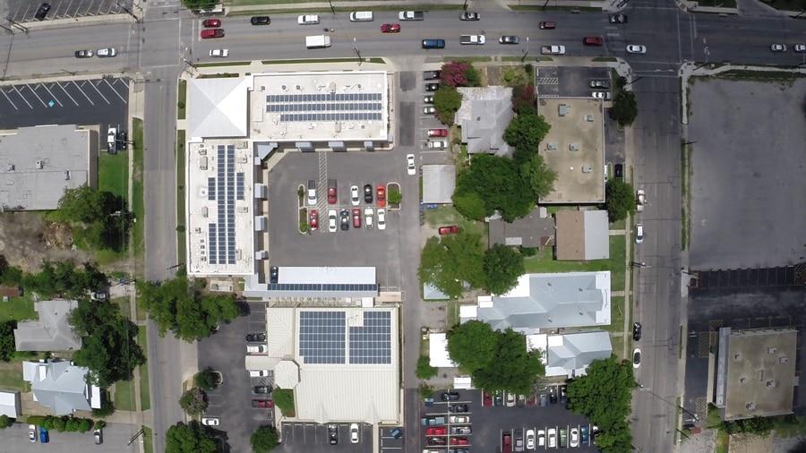 Camden Medical Center 69kw San Antonio Texas Native