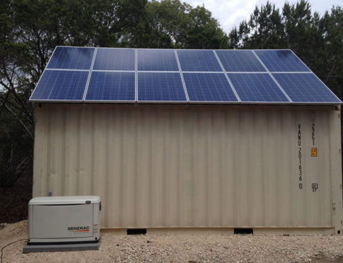 Highway 2325 | 2.88kW Off-Grid Solar | Wimberley, TX