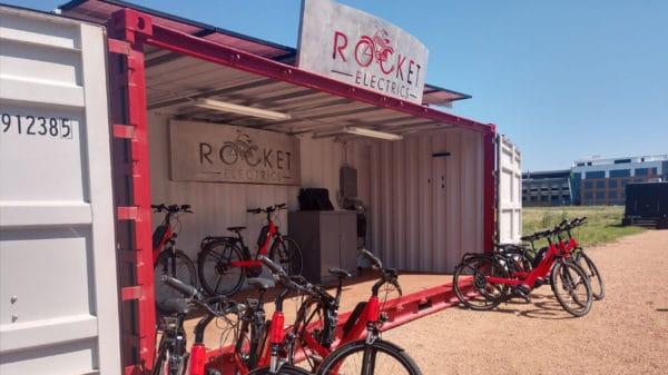 Rocket Electric Bikes