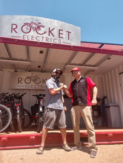 Rocket Electric Bikes