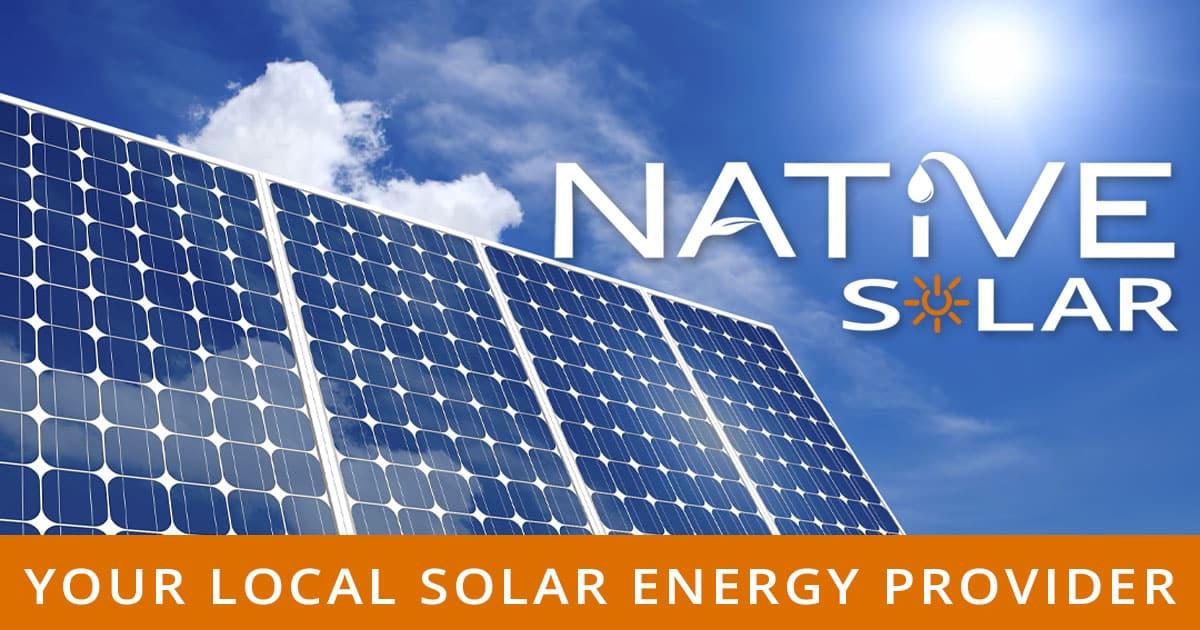 NATiVE Solar | Local Texas Solar Installer | Home & Business