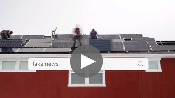 Solar Fake News