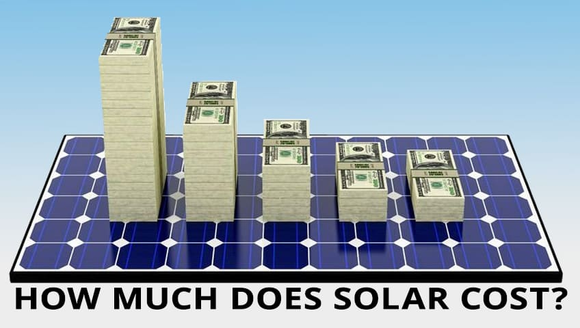 how much does solar cost