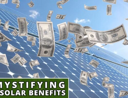 Demystifying DFW Solar Benefits