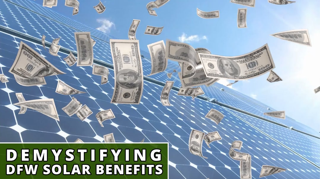 DFW Solar Benefits