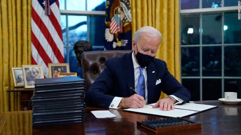Biden Administration solar