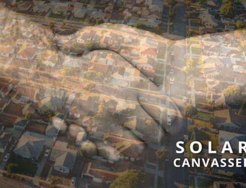 Solar Canvasser
