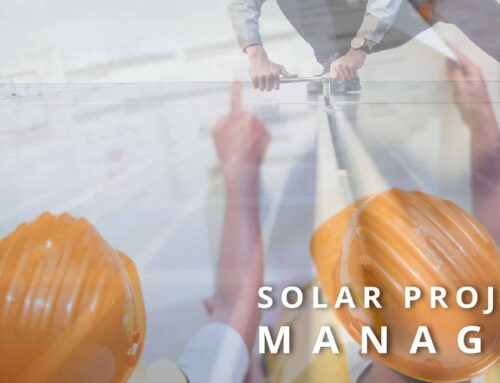 Solar Project Manager