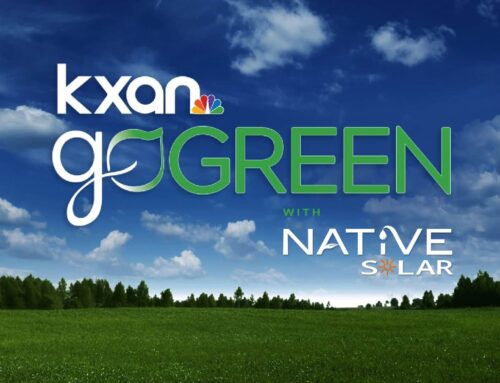 Go Green, Stay NATiVE