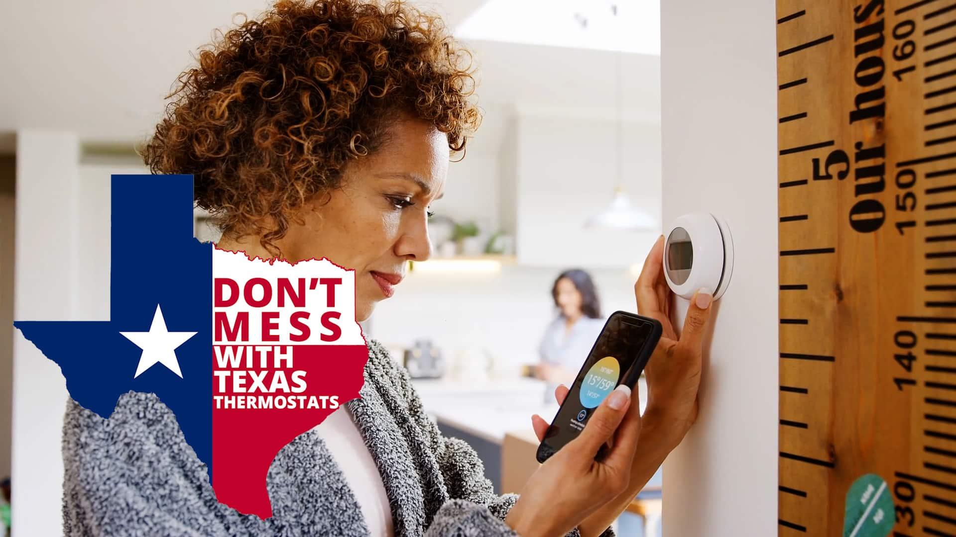 texas thermostats