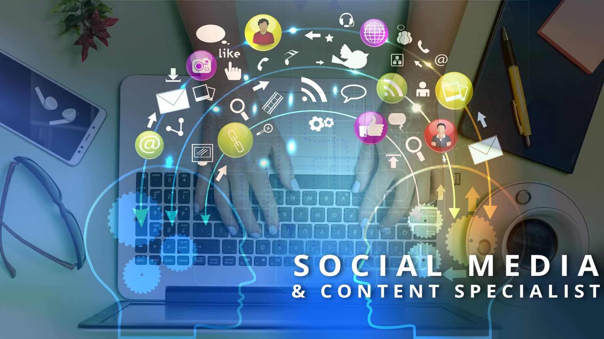 Social Media and Content Specialist
