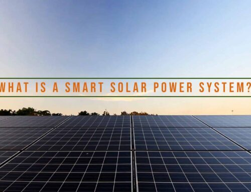 What is a Smart Solar Power System?