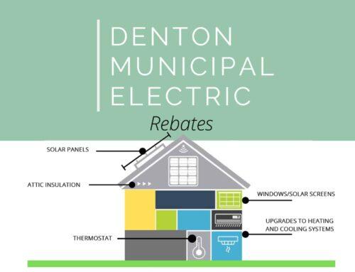 Denton Municipal Electric Solar Rebates
